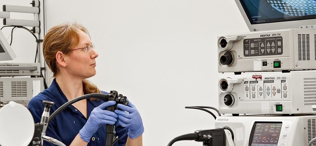 ENDOMOBIL: Endoskope im Fokus